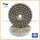 8/10 pouces Bond résine polissage de diamants pour le renforcement de la plaque de granit, marbre, pierre naturelle.
