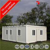 Casa Móvel Contentor Well-Designed Construções prefabricadas