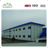 La structure métallique construisant l'entrepôt à plusiers étages/a préfabriqué des maisons/bon marché construction préfabriquée