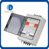 Contenitore di plastica impermeabile di combinatrice di CC delle stringhe della casella 4 della prova di prezzi più poco costosi