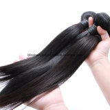 Glücks-Haar-Großverkauf-Jungfrau-Haar-unverarbeitetes brasilianisches Jungfrau-Menschenhaar