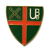 Perni su ordinazione del risvolto di marchio del Regno Unito con il marchio dell'uccello (XD-B50)