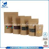 Äußerstes im Hilfskaffee-Papierbeutel