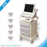 Machine de formation faciale Hifu ultrasonique de Hifu amincissant la machine pour le salon