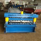 système hydraulique de toit ondulé machine à profiler de feuille de métal