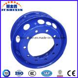 O caminhão da alta qualidade 22.5*11.75 parte as bordas de aço da roda das bordas do reboque das bordas do aço