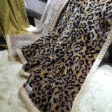 Tissu couvrant de polyester de velours du textile à la maison