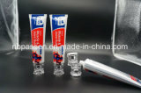 Skincare plástico que empaqueta el tubo suave cosmético con el tapón de tuerca (PPC-ST-024)