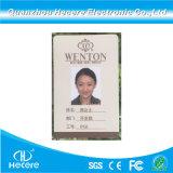 PVC ID chinois Carte Carte d'identification personnalisée
