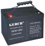 fabricante livre da bateria acidificada ao chumbo da manutenção de 12V 40ah para o carro de golfe elétrico da ferramenta do forklift da cadeira de roda