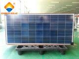 165W Silicium Polycristallin panneau solaire pour le système d'alimentation solaire