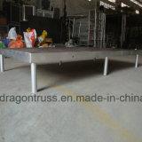 Réglable Performance intérieure et extérieure de l'aluminium étape simple