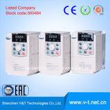 Controle 200V/400V VFD 0.4 de /Torque do controle de Vectol da baixa tensão de V&T V6-H a 3.7kw