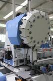 Centro de máquina Drilling de alumínio expulso de alta velocidade da trituração de três linhas centrais