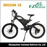 Double vélo électrique de fourche avant d'épaule