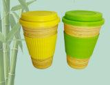Material de fibra de bambú saludable taza de café (YK-BC4091)