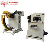 Alimentador servo automático do Nc e máquina de alimentação de Uncoiler (MAC3-400)