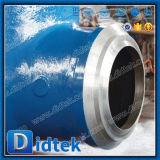 L'estremità di Didtek API600 Wc6 Buttwelding ha serrato la valvola a saracinesca pneumatica del coperchio