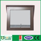 Finestra appesa superiore di alluminio standard australiana con As2047
