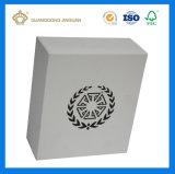Подгонянная напечатанная Cmyk бумажная упаковывая коробка подарка для продуктов здоровья медицинских с белым подносом ЕВА