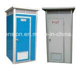 HDPE het Mobiele Geprefabriceerde Openbare Toilet/het Huis van de Container