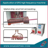 200-500kHz de frecuencia alta de la máquina de calentamiento por inducción 40kw Spg400K2-40b