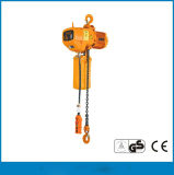 220vsmall Electric chain Hoist 1000kg with dual Brake