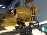 Kleine konkrete Mortor Dieselpumpe