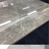 Cor de cinza em vidro polido de mármore piso porcelana Tile (VRP6H062)