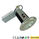incêndio Downlight Rated do diodo emissor de luz de 9W 12W IP65 Dimmable com a moldura mutável