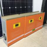 붙박이 40A 60A MPPT 태양 책임 관제사를 가진 잘 고정된 유형 홈 태양 변환장치