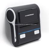 Icp-Bp80 80mm mini Réception imprimante thermique portable Bluetooth pour Android/IOS avec ce/FCC/RoHS
