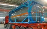 Contenitore acido del serbatoio di prezzi della fabbrica di iso poco costoso all'ingrosso dell'HCl/Sulphic/alcool