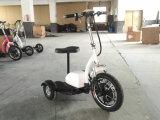 vespa eléctrica Trike alegre de la rueda de 350W 500W tres con la suspensión