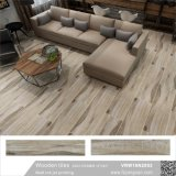建築材料3Dのインクジェット木製のタイルの陶磁器の床タイル(VRW10N2053、200X1000mm)