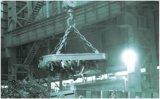 Поднимаясь электромагнит для стального утиля
