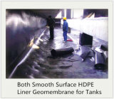 HDPE, LDPE Materiële Voering Geomembrane
