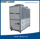Refrigerador industrial de refrigeração ar do refrigerador do parafuso do baixo preço de Coolsour