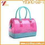 Signora impermeabile Silicone Handbag, colore nero (XY-HB-203) di modo