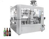 Bebida carbonatada de agua de soda automática Máquina de Llenado