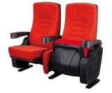 Износоустойчивый стул театра ткани (RX-372)