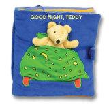 Livre de peluche de jouet de bébé de Hotsale pour le bébé nouveau-né