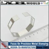 OEM het Stempelen van het Aluminium van het Metaal van de Douane van de Precisie met het Stempelen van Vorm
