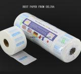 Bocal descartáveis de papel de salão/pescoço Rolo de papel para barbearia
