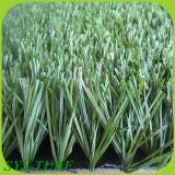 Synthetischer Rasen für Fußball mit spezielle Form-künstlichem Gras