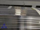 Taille de cellule 6.35mm Honeycomb trous hexagonaux pour filtre à air