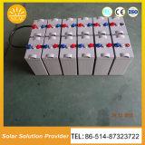 Batteria del gel di rendimento elevato 2V per il sistema domestico solare solare degli indicatori luminosi di via