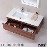 Bacino di superficie solido del Governo della lavata della mano della mobilia della stanza da bagno