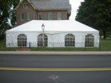 結婚式のための玄関ひさし党テント