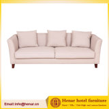 Sofá Lounge moderno (tecido macio)